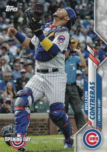 2020 Topps Opening Day Baseball Variations Guide - Canadian Exclusives 8