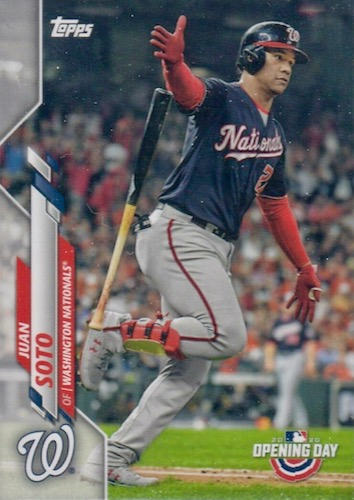 2020 Topps Opening Day Baseball Variations Guide - Canadian Exclusives 10