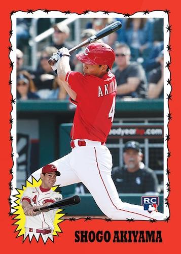 2020 Topps Throwback Thursday Baseball Cards - Set 19 14