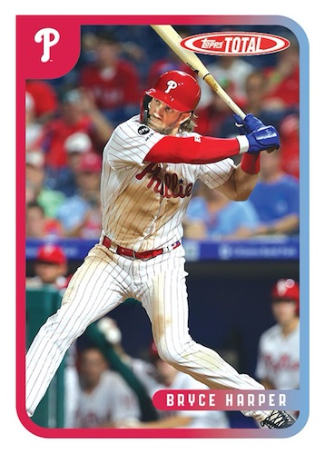 2020 Topps Total Baseball Cards - Wave 6 Checklist 6