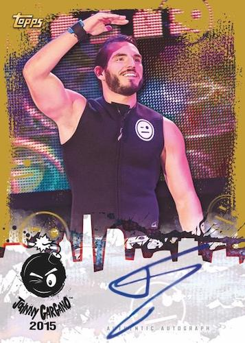 2020 Topps WWE NXT Wrestling Cards 4