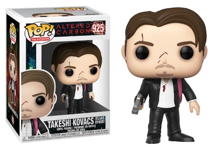 Funko Pop Altered Carbon Figures 2