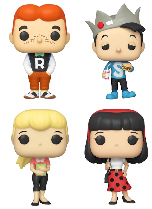Funko Pop Archie Comics Figures 1