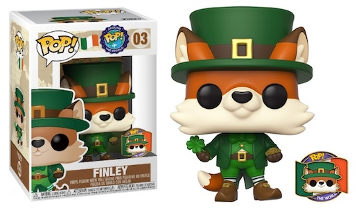 Funko Pop Around the World Figures 6