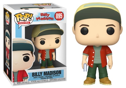 Funko Pop Billy Madison Vinyl Figures 2