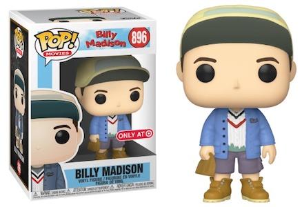 Funko Pop Billy Madison Vinyl Figures 3