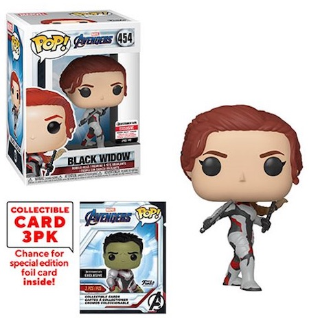 Ultimate Funko Pop Black Widow Figures Gallery and Checklist 8