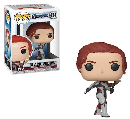 Ultimate Funko Pop Black Widow Figures Gallery and Checklist 7