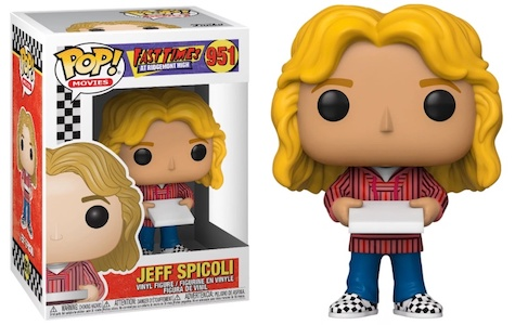 Funko Pop Fast Times at Ridgemont High Figures 1
