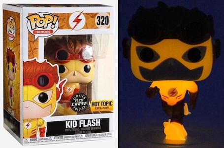Ultimate Funko Pop Flash Figures Checklist and Gallery 29