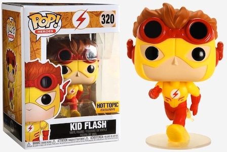 Ultimate Funko Pop Flash Figures Checklist and Gallery 28