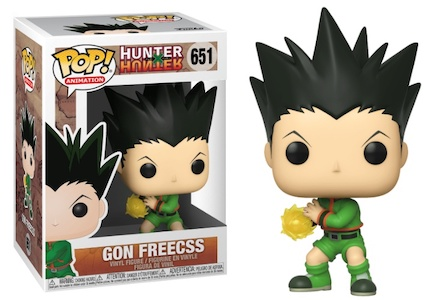 Funko Pop Hunter x Hunter Figures 1