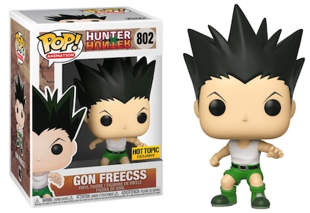 Funko Pop Hunter x Hunter Figures 6