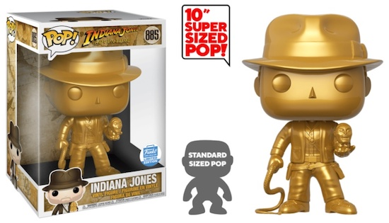 Ultimate Funko Pop Indiana Jones Figures Checklist and Gallery 5