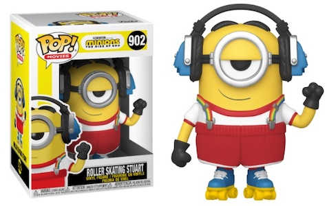 Ultimate Funko Pop Minions Figures Gallery and Checklist 16