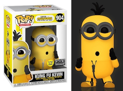 Ultimate Funko Pop Minions Figures Gallery and Checklist 20