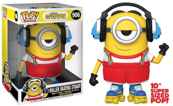 Ultimate Funko Pop Minions Figures Gallery and Checklist 22