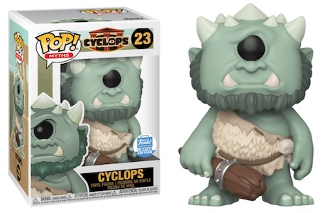 Ultimate Funko Pop Myths Figures Gallery and Checklist 13