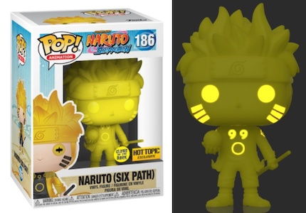Ultimate Funko Pop Naruto Shippuden Figures Gallery and Checklist 16