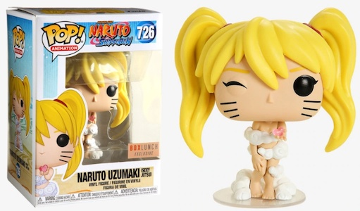Ultimate Funko Pop Naruto Shippuden Figures Gallery and Checklist 22