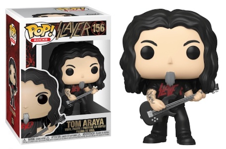 Ultimate Funko Pop Rocks Music Figures Gallery and Checklist 176