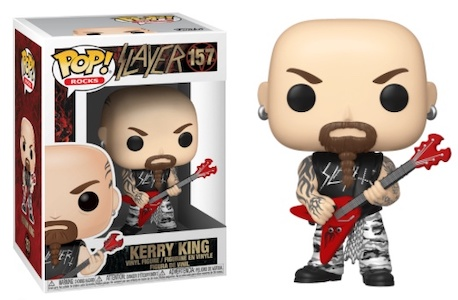 Ultimate Funko Pop Rocks Music Figures Gallery and Checklist 177