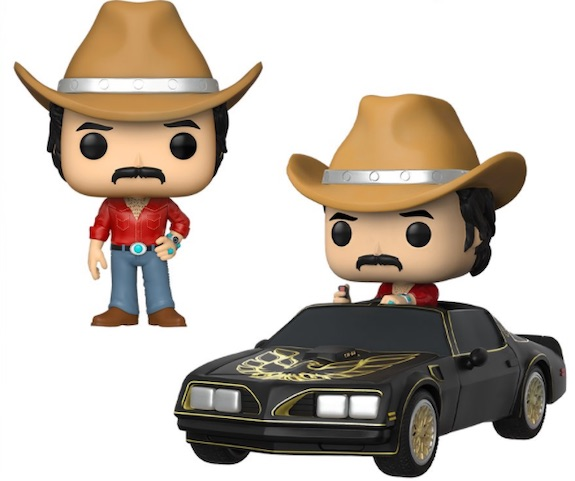 Funko Pop Smokey and the Bandit Figures 1
