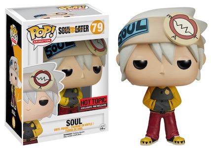 Funko Pop Soul Eater Figures 1