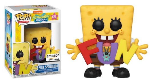 Ultimate Funko Pop SpongeBob SquarePants Figures Gallery & Checklist 19