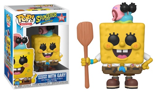 Ultimate Funko Pop SpongeBob SquarePants Figures Gallery & Checklist 20