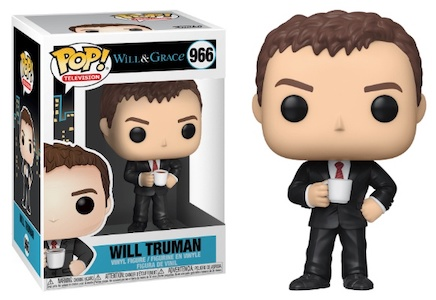 Funko Pop Will & Grace Figures 1