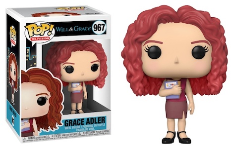 Funko Pop Will & Grace Figures 2