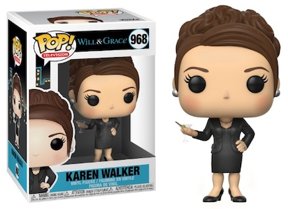 Funko Pop Will & Grace Figures 3