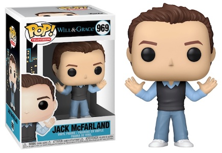 Funko Pop Will & Grace Figures 4