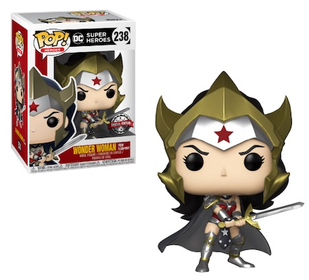 Ultimate Funko Pop Wonder Woman Figures Checklist and Gallery 30