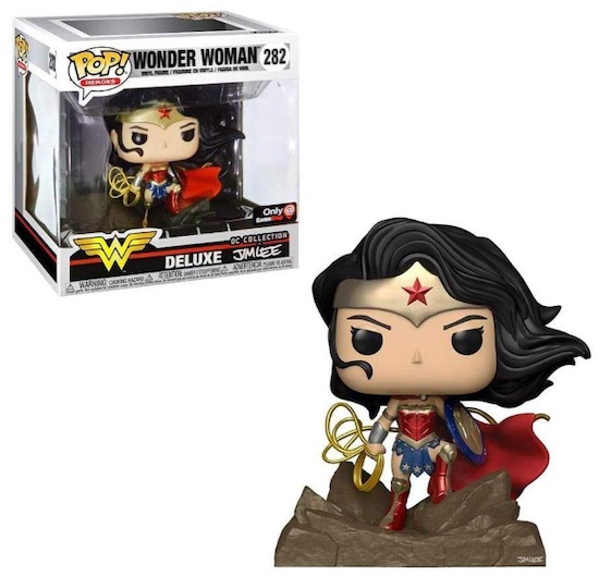 Ultimate Funko Pop Wonder Woman Figures Checklist and Gallery 33