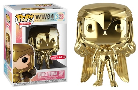 Ultimate Funko Pop Wonder Woman Figures Checklist and Gallery 38