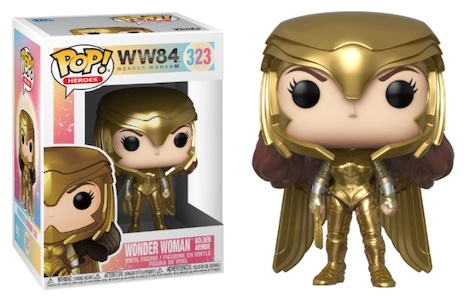 Ultimate Funko Pop Wonder Woman Figures Checklist and Gallery 37