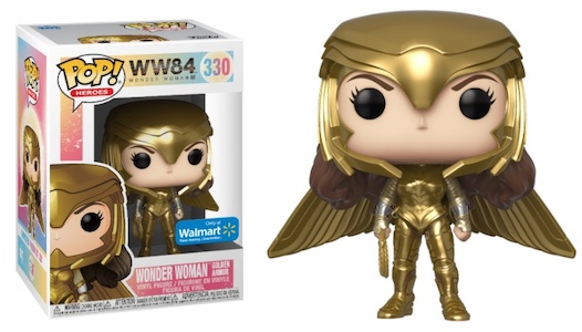 Ultimate Funko Pop Wonder Woman Figures Checklist and Gallery 42