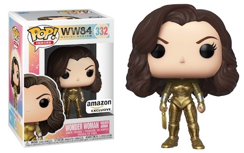 Ultimate Funko Pop Wonder Woman Figures Checklist and Gallery 44