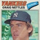 Top 10 Graig Nettles Baseball Cards