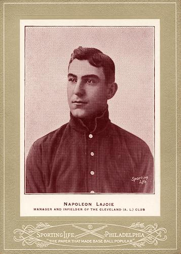 Top 10 Nap Lajoie Baseball Cards 13