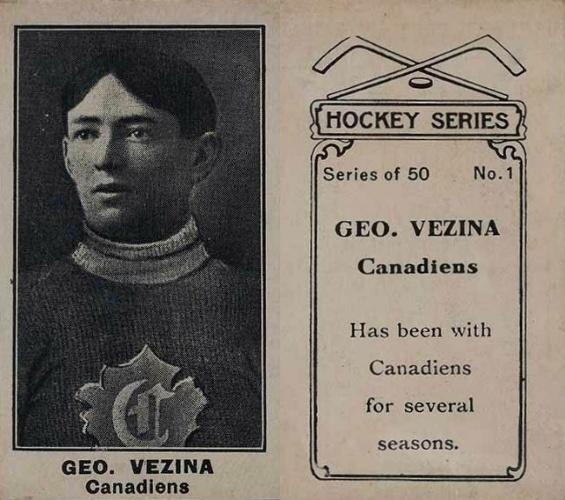 1912-13 C57 Hockey Cards 1