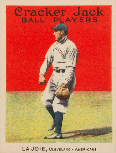 Top 10 Nap Lajoie Baseball Cards 8