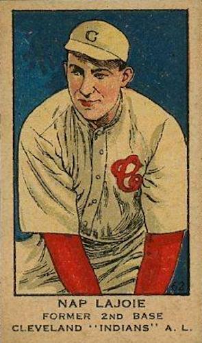 Top 10 Nap Lajoie Baseball Cards 3
