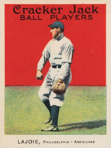Top 10 Nap Lajoie Baseball Cards 9