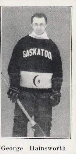 1923 V128-1 Paulin's Candy Hockey Cards 1