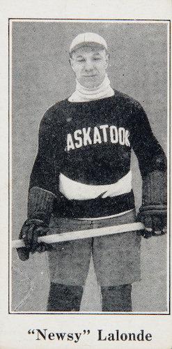1923 V128-1 Paulin's Candy Hockey Cards 3
