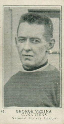 1924 V145-2 Hockey Cards 1