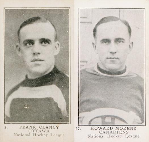 1924 V145-2 Hockey Cards 2